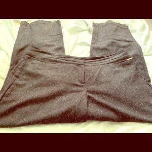 Anne Klein tweed trouser pant